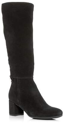 La Canadienne Women's Jenna Waterproof Block-Heel Boots