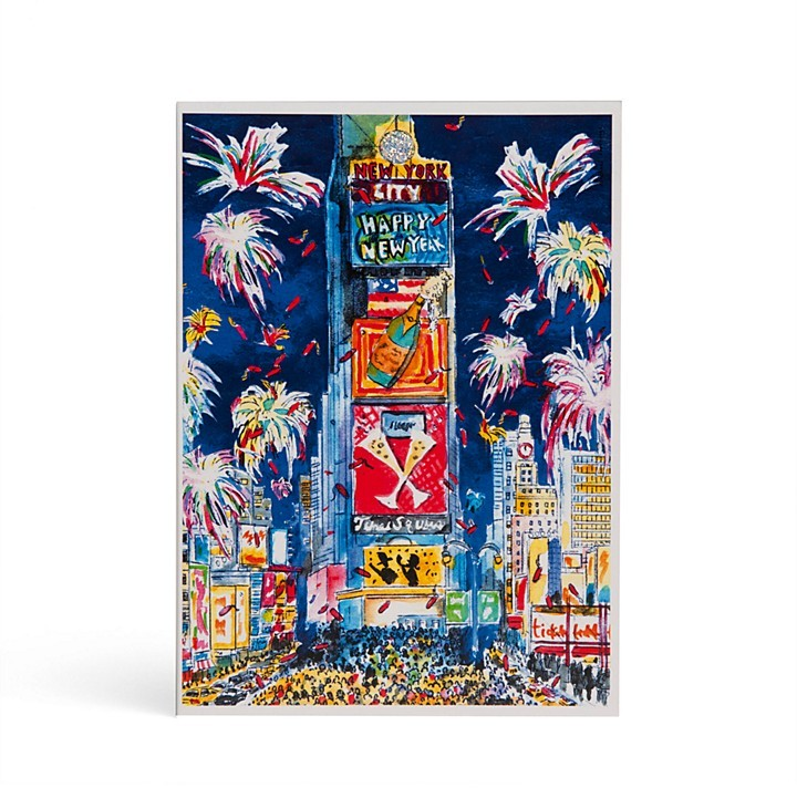 Michael Storrings for Landmark Creations Times Square Boxed Cards