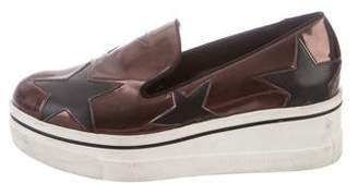 Stella McCartney Binx Vegan Leather Sneakers