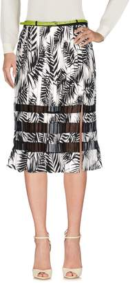 Yumi YUMI' 3/4 length skirts