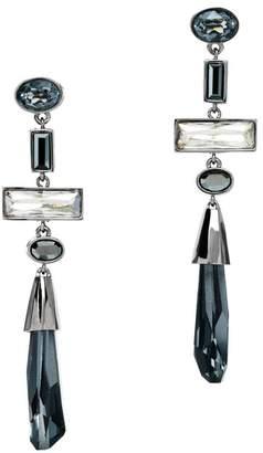St. John Swarvoski Crystal Drop Earring