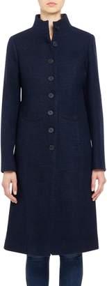 Katherine Hooker Navy Opera Coat