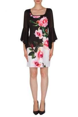 Joseph Ribkoff Floral Print Bodycon Dress Style1733