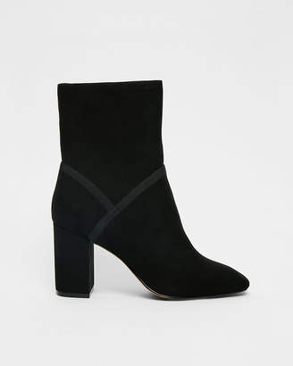 Express Square Toe Mod Boots
