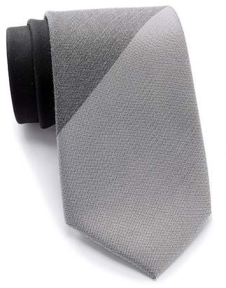 Kenneth Cole Reaction Modern Contrast 4 Silk Tie