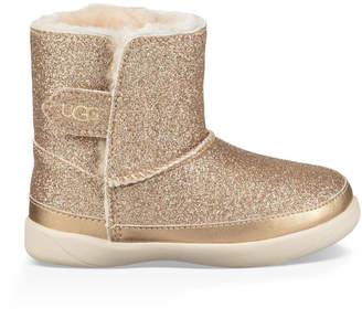 UGG Toddler Keelan Glitter Ankle Boot