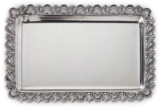 Buccellati Vide Poche Opera Sterling Silver Letter Tray