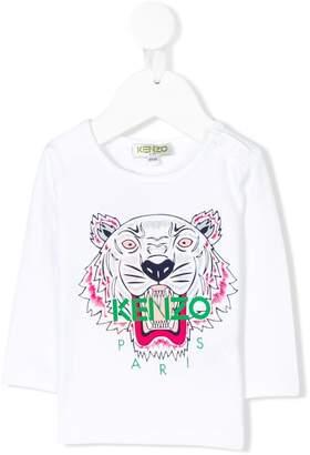 Kenzo Tiger long sleeve T-shirt