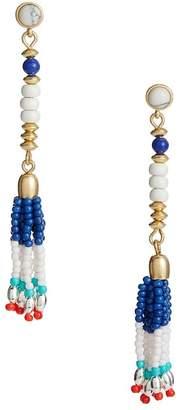 Rebecca Minkoff Beaded Drop Earrings
