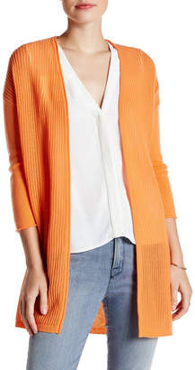 Kinross Cashmere Mesh Knit Duster $109.97 thestylecure.com