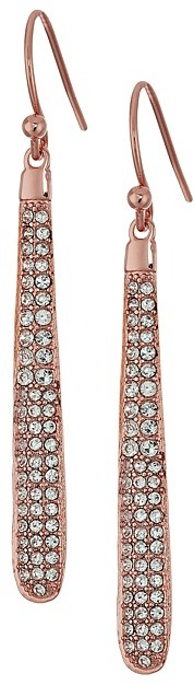 Kate SpadeKate Spade New York - Shine On Pave Linear Earrings Earring