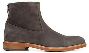 Vince Men's Beckett Suede Cap Toe Ankle Boots