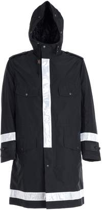 Comme des Garcons Junya Watanabe Junya Watanabe Zipped Up Raincoat