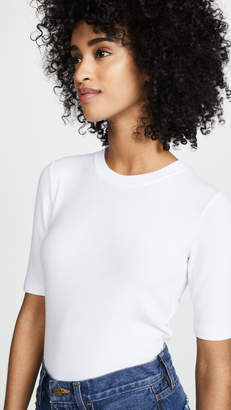 d34b8fa498b Womens Elbow Sleeve T Shirt - ShopStyle