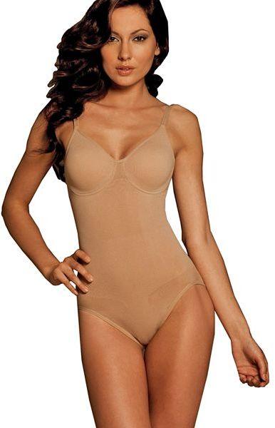 Body wrap the pinup seamless bodysuit - 44001