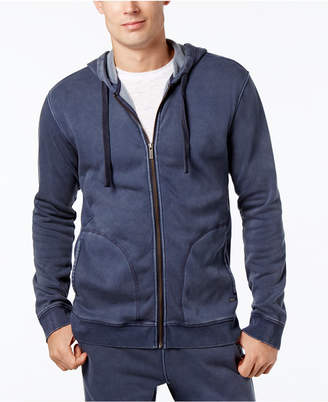 UGG Men's Elliot Washed-Fleece Pajama Hoodie