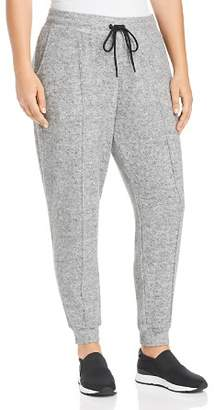 Andrew Marc Plus Hachi Seamed Jogger Pants