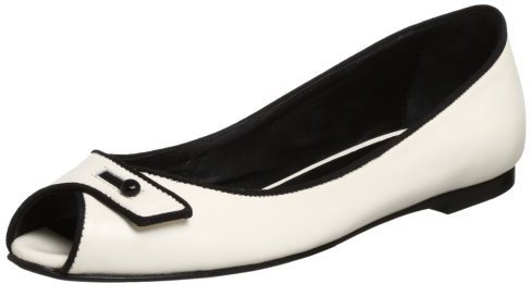 Ralph Lauren Collection Women's Haylee Open-toe Flat