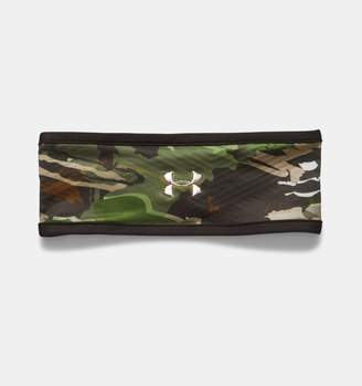 Under Armour Women's ColdGear Infrared Fleece Camo Headband