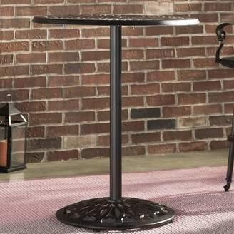 Three Posts Leininger Bar Table