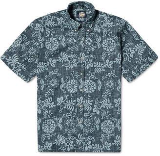 Reyn Spooner Men Printed Shirt