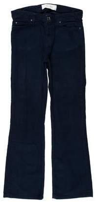 IRO Corduroy Mid-Rise Pants