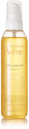 Avene Body Oil, 200ml - Colorless