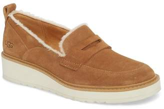 UGG Atwater Spill Seam Wedge Loafer