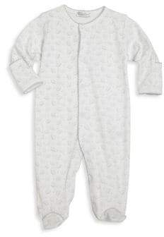 Kissy Kissy Baby's Ele-Fun Printed Footie