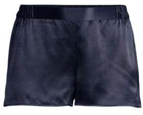 Ginia Silk Sleep Shorts