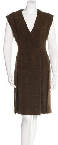 pradaPrada Wool A-Line Dress