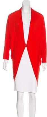 Lanvin Wool Oversize Cardigan