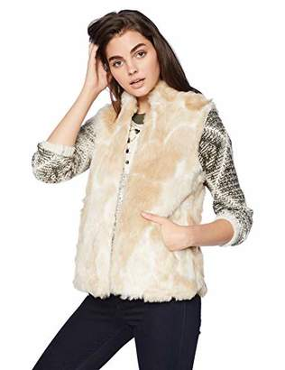 Jack by BB Dakota Junior's Faux Fur Vest