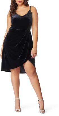 Wilson Rebel X Angels Velvet Cami Dress