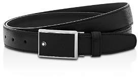 Montblanc Sartorial Collection Black Buckle Belt