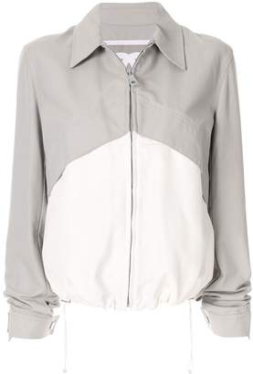 Chanel Pre-Owned zip up sports jacket