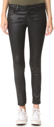 AG The Legging Ankle Jeans $255 thestylecure.com