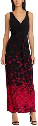 Chaps Women's Floral Maxi Dress