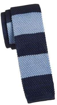 Tommy Hilfiger Bar Stripe Knit Tie