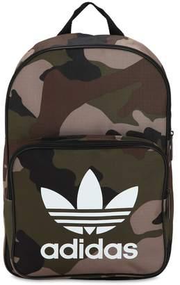 adidas Camo Nylon Backpack