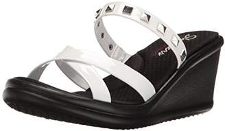 Skechers Cali Women's Rumblers Studette Wedge Sandal