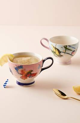 Anthropologie Raven Roxanne Cup