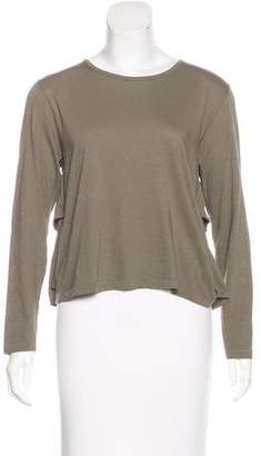 Amo Knit Long Sleeve Top w/ Tags
