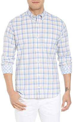 Tailorbyrd Hobbes Regular Fit Check Sport Shirt