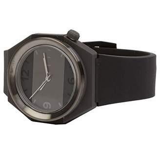 Neff Automatic Plastic and Polyurethane Sport Watch
