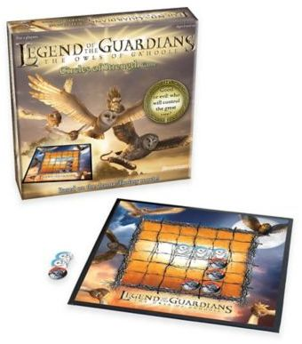 Legend of the Guardians - The Owls of Ga'Hoole Circle of Strength Game