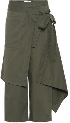 Monse Cotton-blend pants