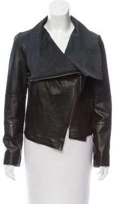 Walter Baker Long Sleeve Moto Jacket