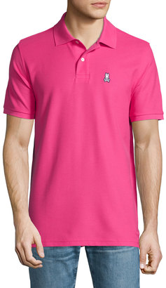 Psycho Bunny Classic Polo Shirt, Snapdragon $58 thestylecure.com