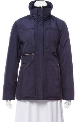 Post Card Casual Zip-Up Jacket